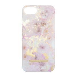 ONSALA COLLECTION Soft Rose Gold Marble Case iPhone 8/7/6/6S