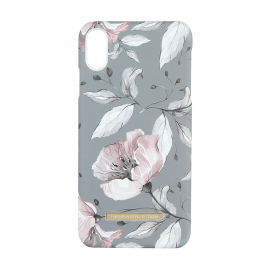 ONSALA COLLECTION Soft Flower leaves Case iPhone Xs Max