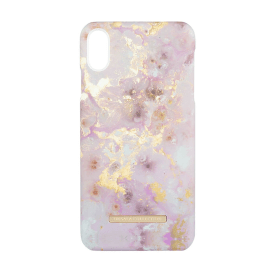 ONSALA COLLECTION Soft Rose Gold Marble Case iPhone Xs Max