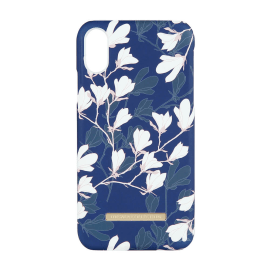 ONSALA COLLECTION Soft Mystery Magnolia Case iPhone XR