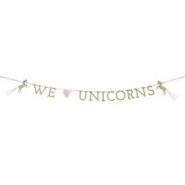 Girlang Unicorn - We Heart Unicorns