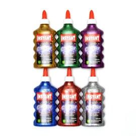 Glitter Galaxy Glue Slime PVA Lim