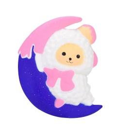 Squishy Måne Med Lamm