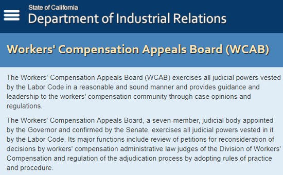 California workers' compensation trial  What to expect
