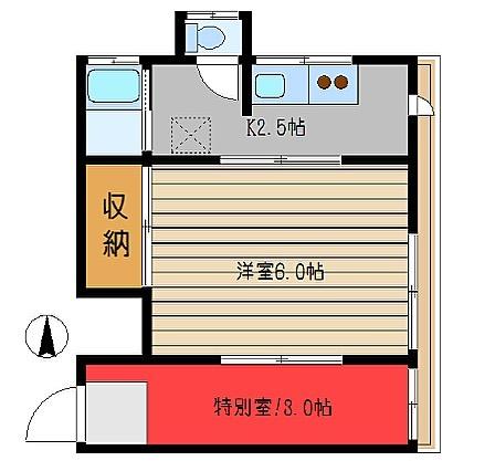 気になる!#ラグジュアリー#見たことあるけど#発音したことない#言葉が浮かぶ#赤い#特別室#シャー専用#なのか#やよい荘#築38年#二階建て#アパート#家賃#4万8千円#妄想せよ#間取り図