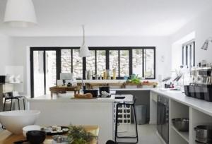 køkken4, køkkenet