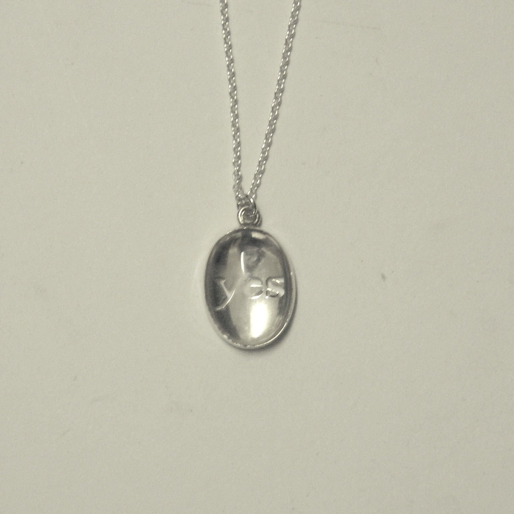 YSN-Yes setting necklace