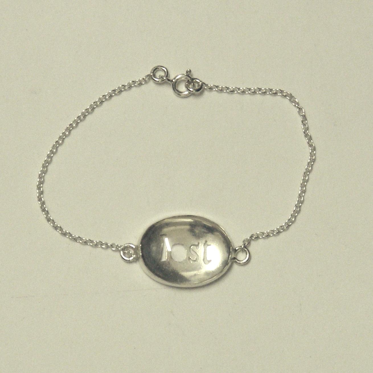 LSB-Lost setting bracelet