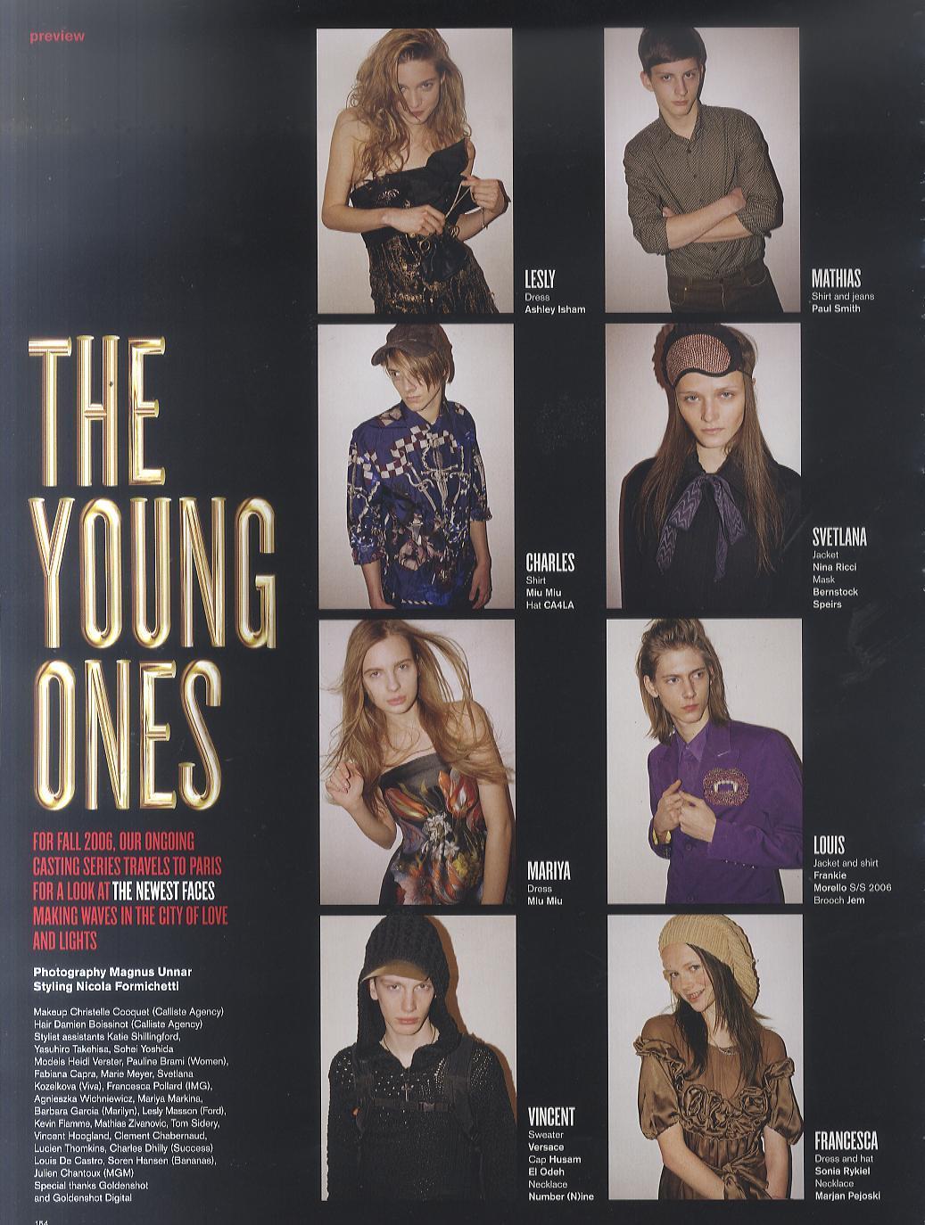 V Magazine USA 2006-6-1 pag 154