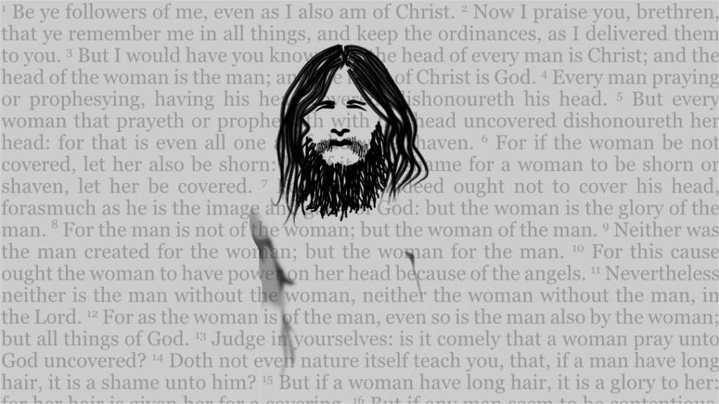 Biblical Hair