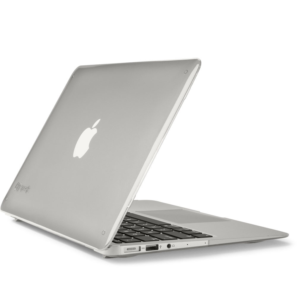 "Husa MacBook Air 13"" SeeThru Semitransparenta"