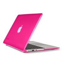 "Husa MacBook Air 11"" SeeThru Hot Lips Pink"