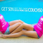 Fantasy Couch promo photograph for their clothing line