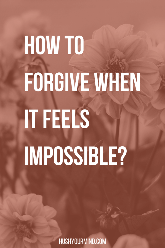 How to Forgive When It Feels Impossible? | Is forgiveness a necessary step to move on? Learn how myths about forgiveness hinder us and how to forgive when it feels impossible.