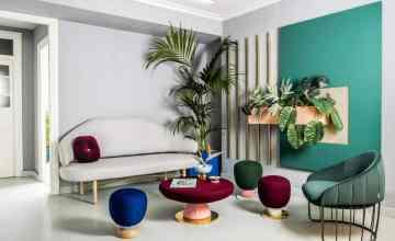 GET THE LOOK # 1 – Masquespacio Design Studio