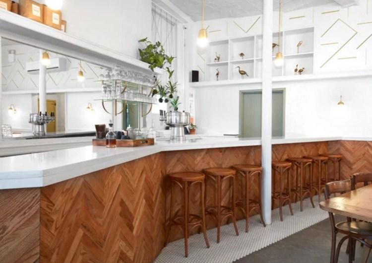 BROOKLYN: A very American coffee shop