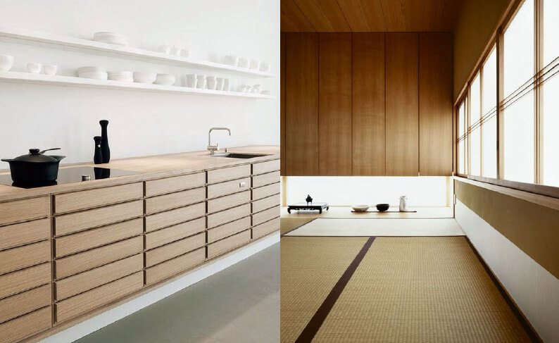 Japanese architects inspiration lines