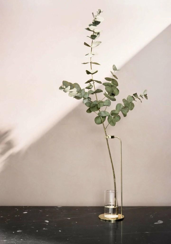 vase stem menu