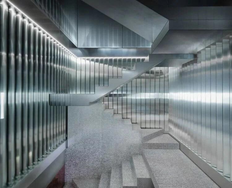 flagship repossi paris oma studio interior design