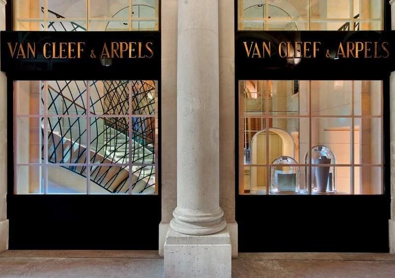 jouin manku boutique van cleef and arpels place vendôme