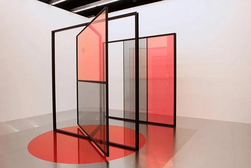biennial installation interior design Interior studio dessuant bone