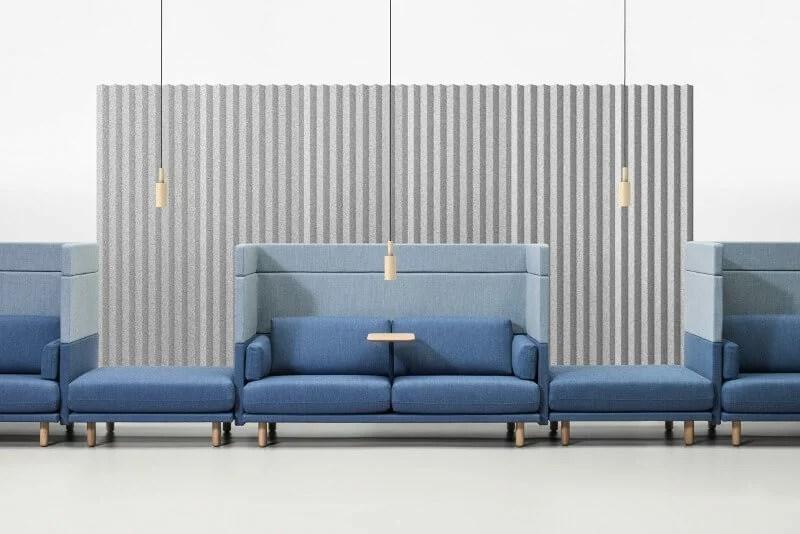 acoustical Wallcovering design mute vorm huskdesignblog