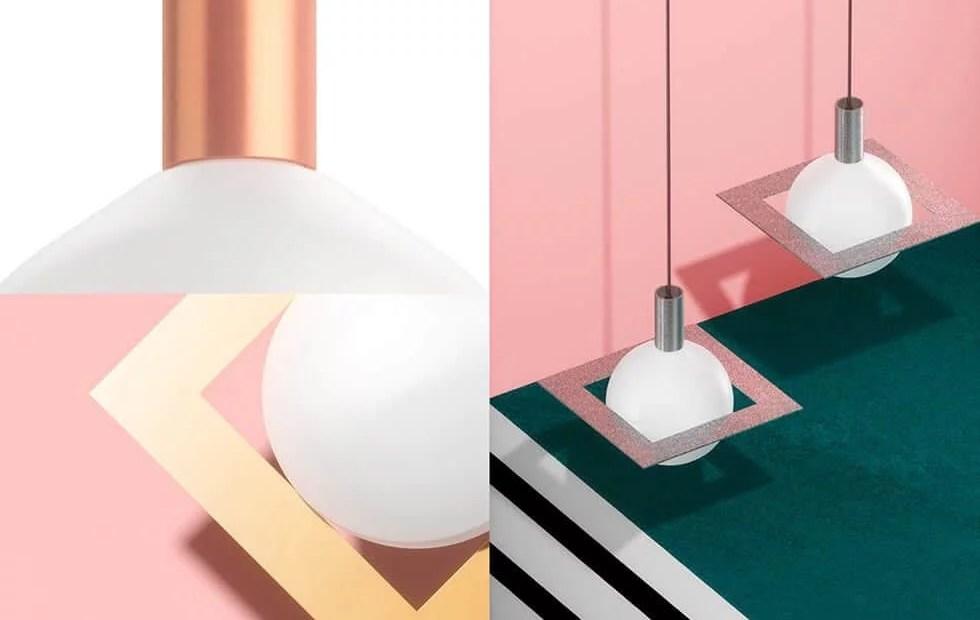SUPREMATIC LAMPS: Tout droit venues de l'Espace