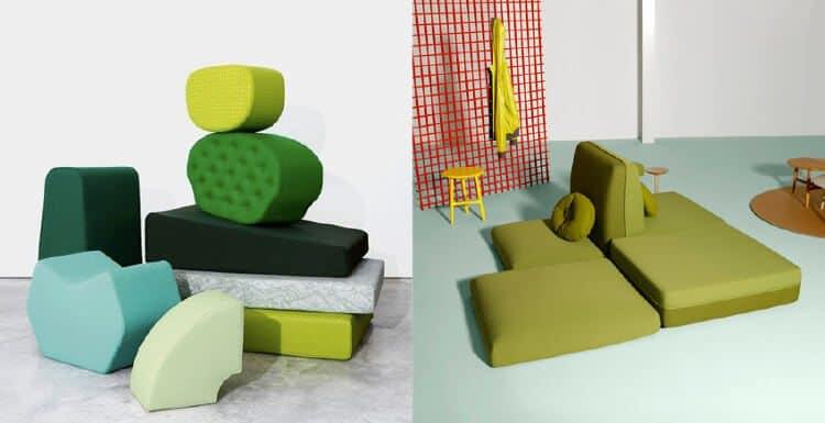 greenery couleur de l'année 2017 huskdesignblog