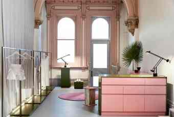 MELBOURNE: Flack Studio creates Monk House Design shop