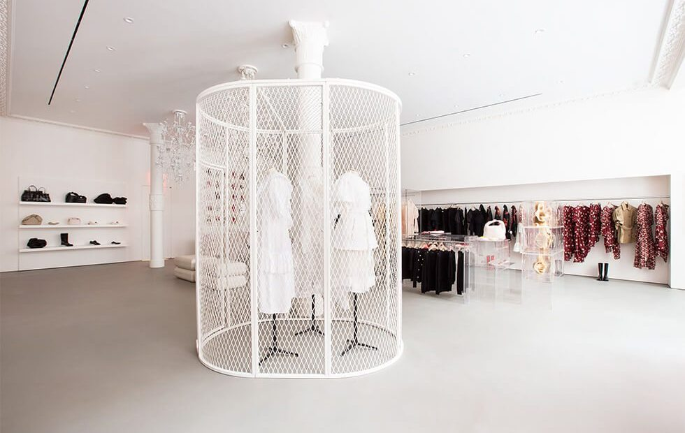 NEW YORK: The first shop of Simone Rocha in Soho