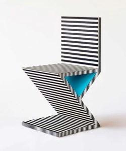 huit designers Américains à suivre de près en 2017 alex p. white chair no.34