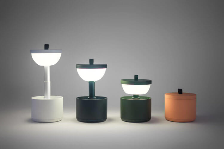 stockholm furniture & light fair 2017 sélection tendance yuue bento lamp