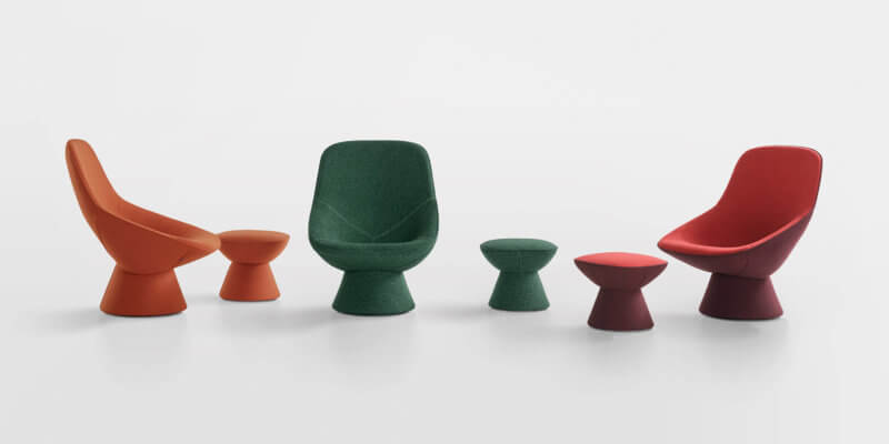 The best selection at Salone del Mobile 2017-Artifort