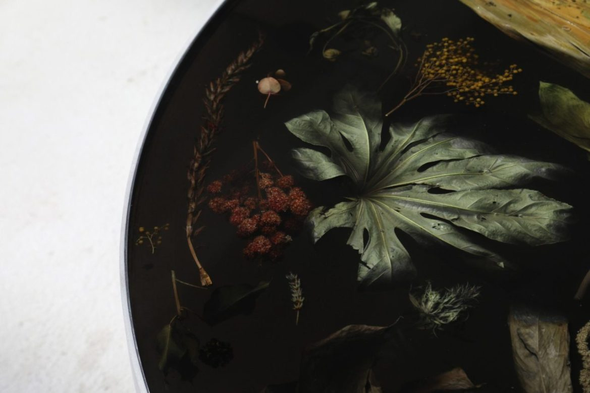 NYCxDesign, Black Flora by Marcin Rusak