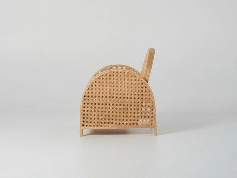 Design, bois, Arch Chair, Douglas and Bec