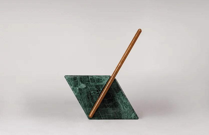 DesignMiami/ Basel 2017, galerie FUMI, The Fonteyn Chair, Brooksbank Collins