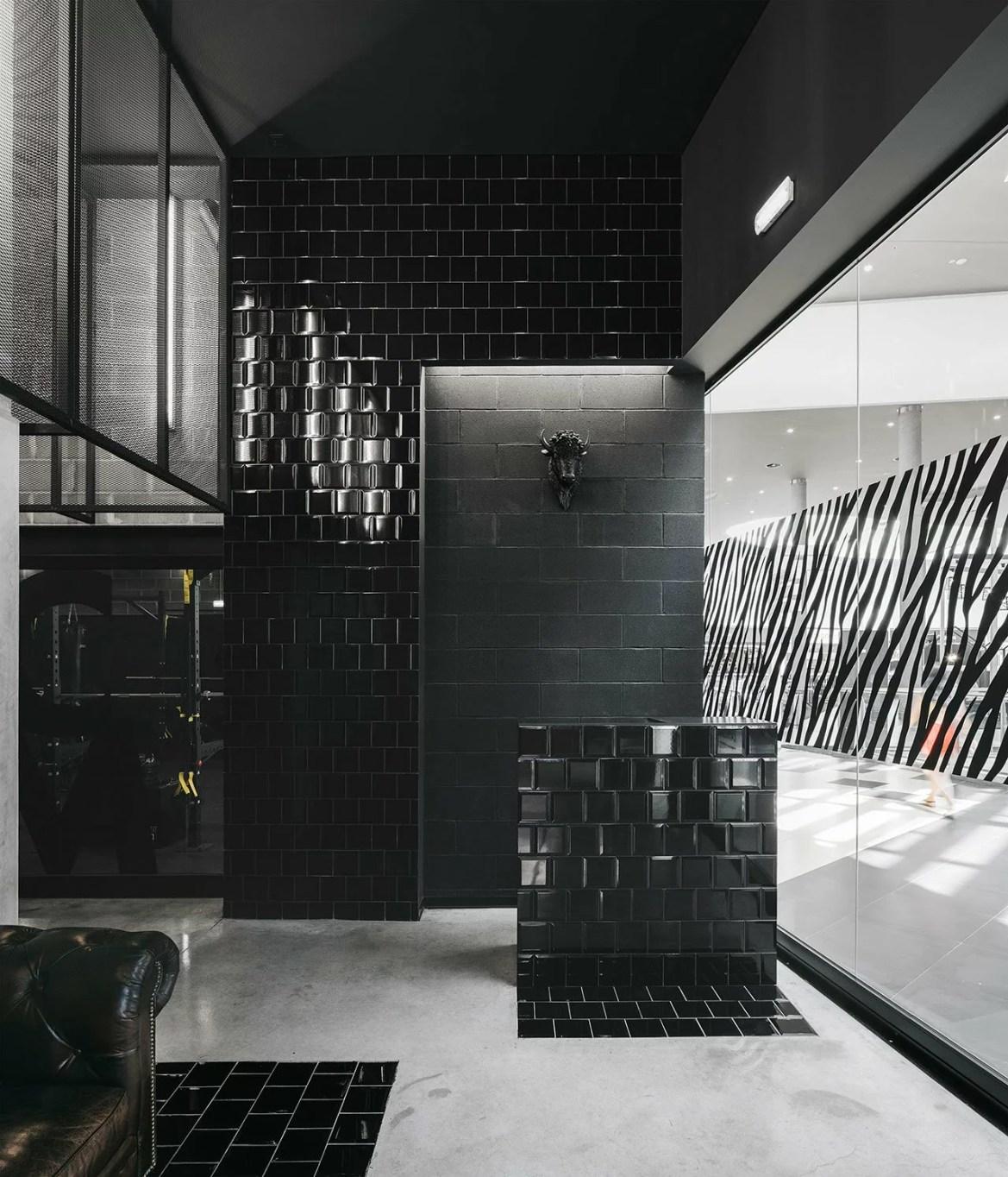 Design, Architecture d'intérieur, Noir et Blanc - Krush It, Portugal