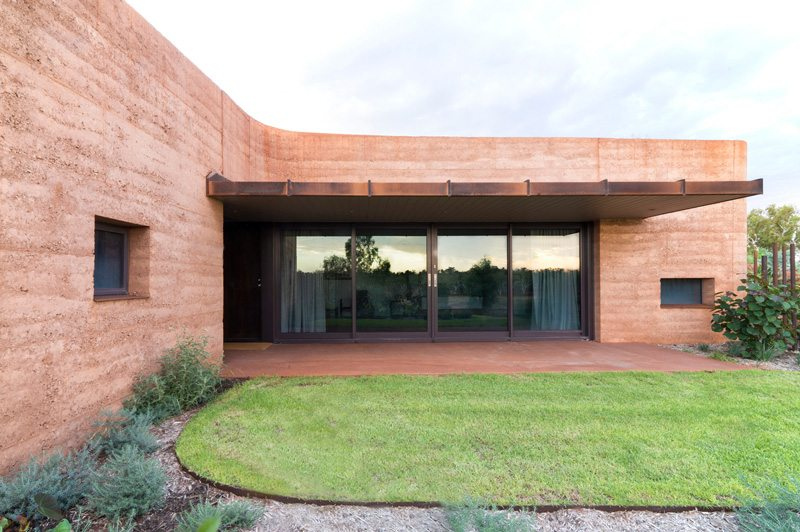 DESIGNING FOR THE FUTURE: Trends We need to consider now/CGTrader Blogger Competition | Luigi Rosselli Earth Houses
