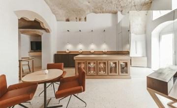 ARCHITECTURE D'INTÉRIEUR: Le style Homme des Cavernes