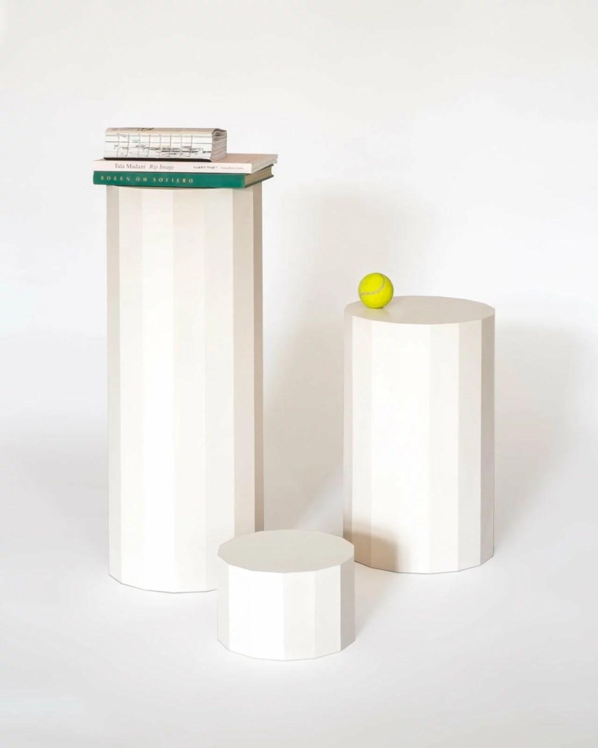 Andréason & Leibel, Column Series