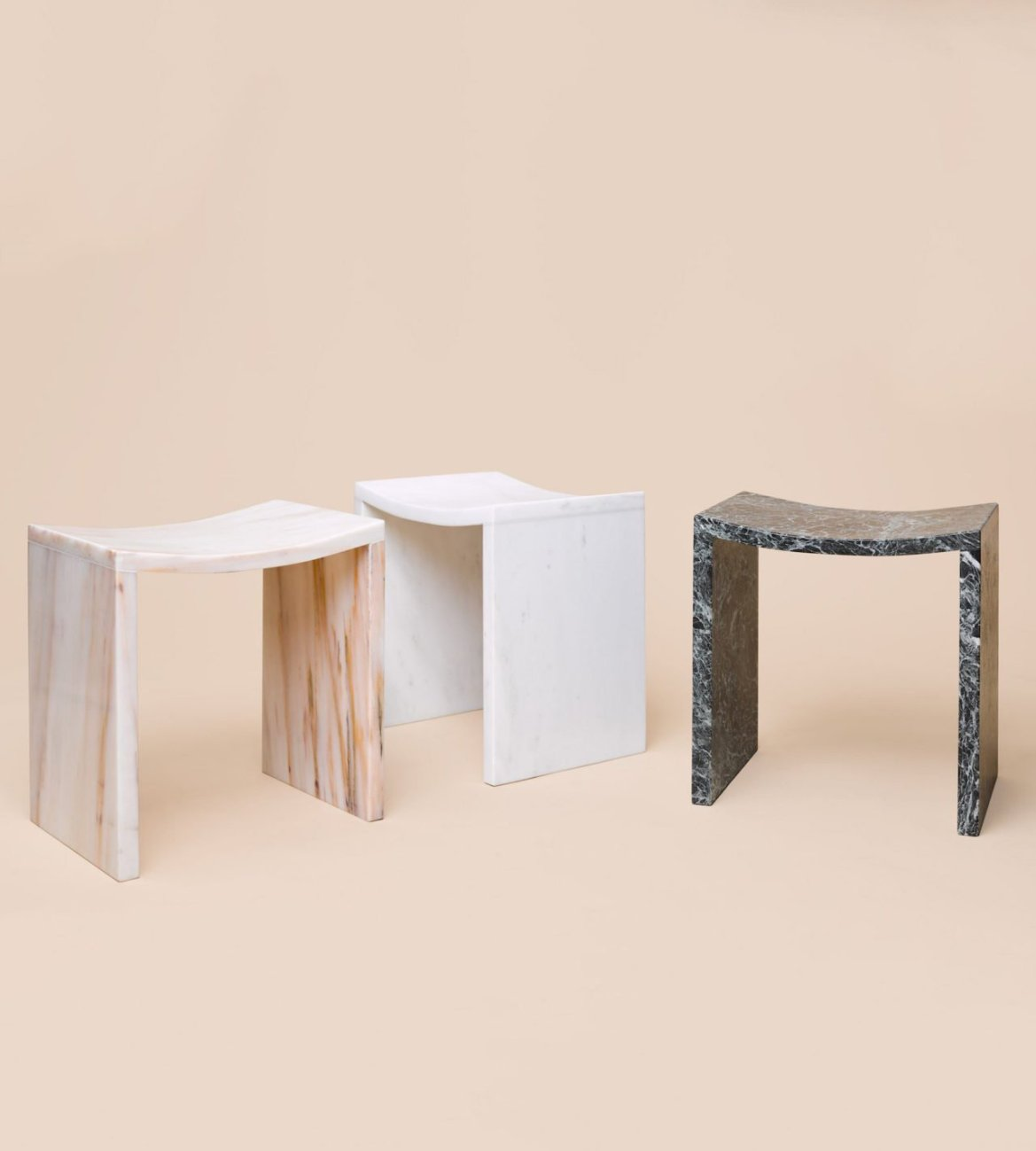 Objects of Common Interest, Marble Stool, New Reflections