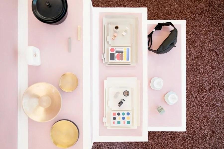 Say hi to_, Corea Corner, Paris Design Week 2017