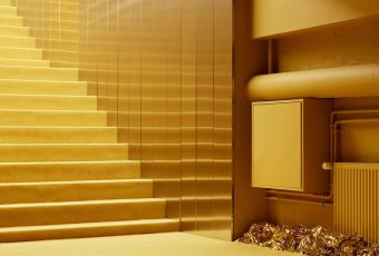 TENDANCE: Yellow and Gold