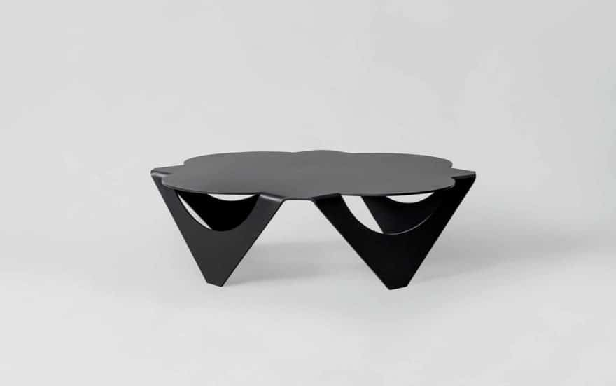 Atraform, Paloma Coffee table, Pedro Ramirez Vazquez