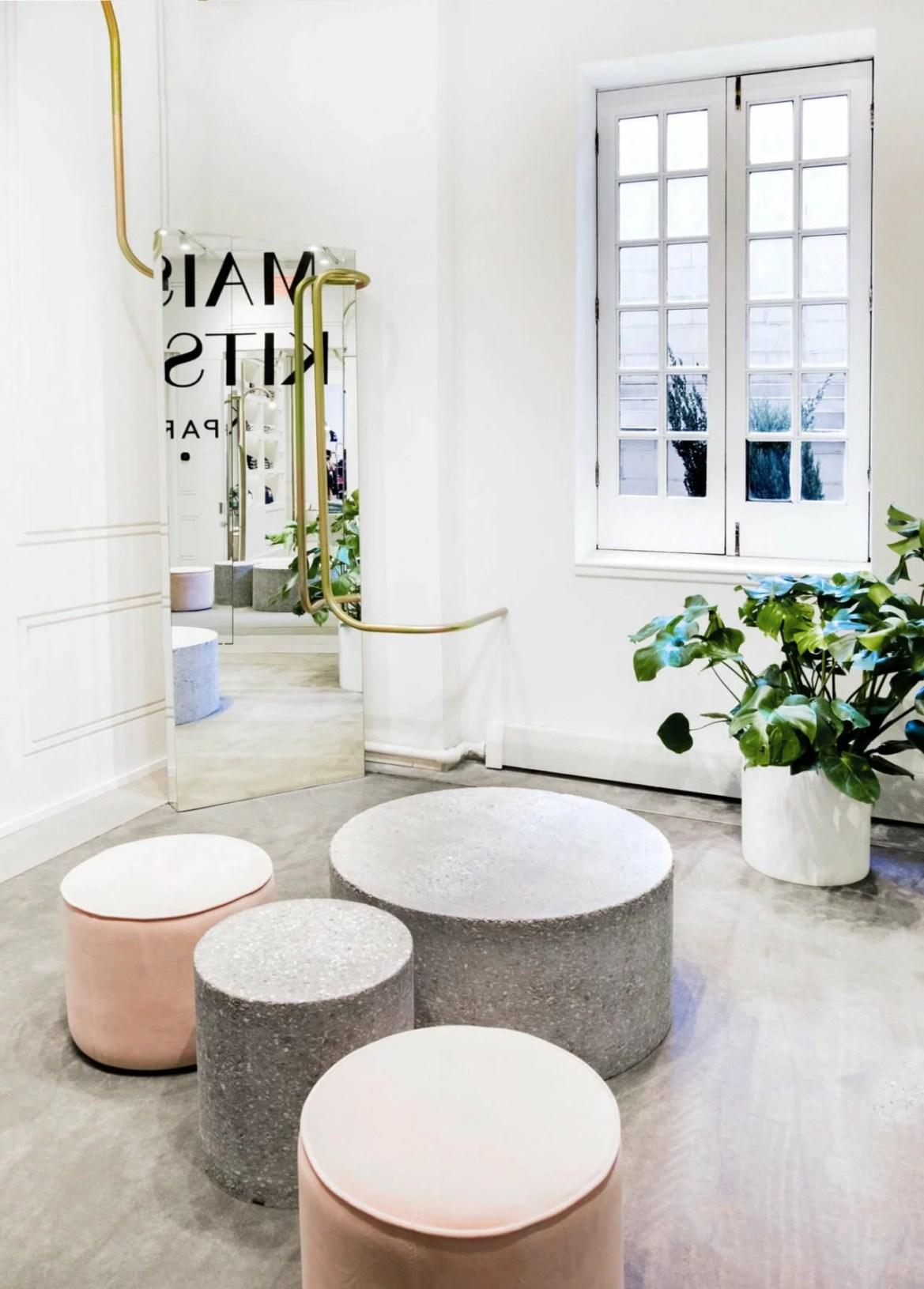 Maison Kitsuné New York, Mathieu Lehanneur