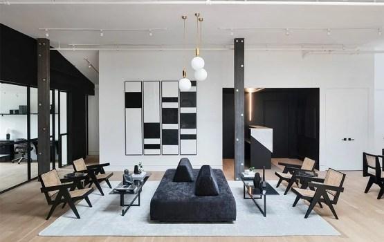 BROOKLYN: Un espace de coworking très privé