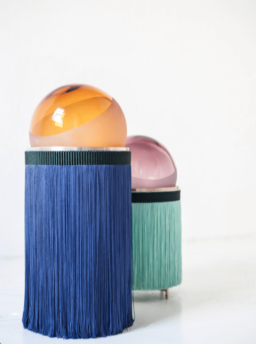 Normanna lamp by VI+M for Purho