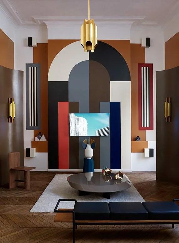 Pool Studio, Salon for AD Magazine, Samsung