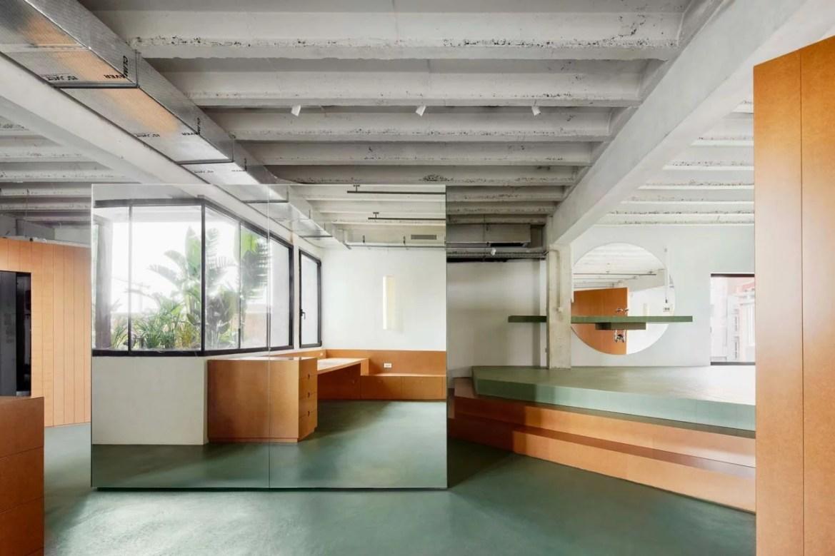 Interior Design, Arquitectura-G, Soltero