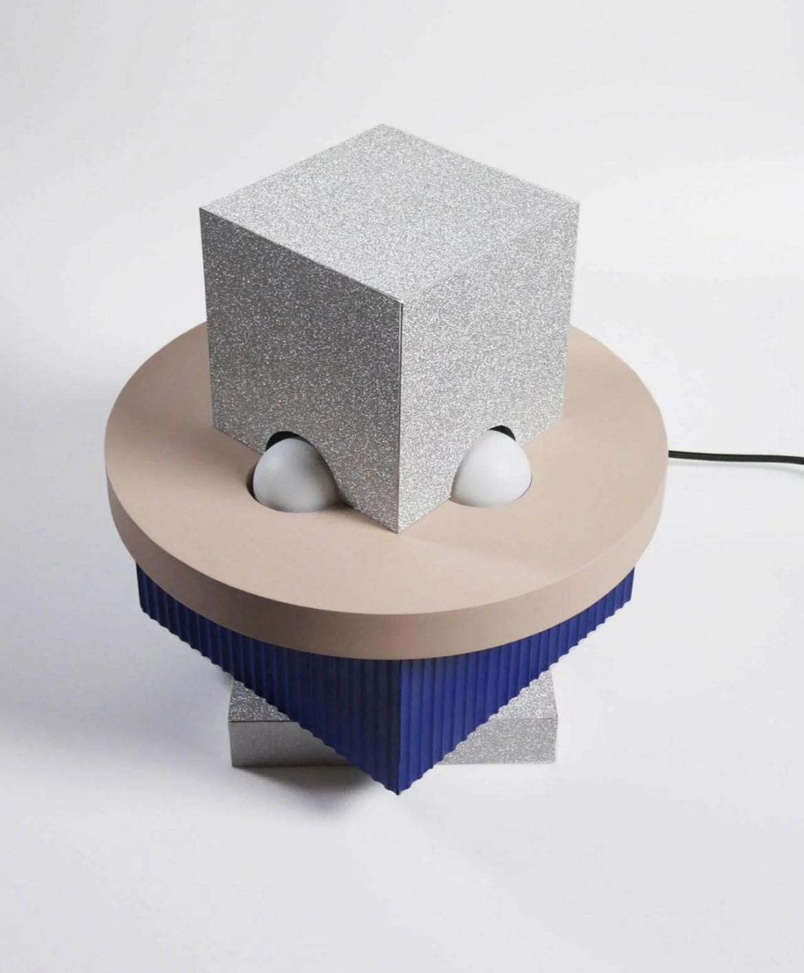 Design, Studio My, Rocketman lamp